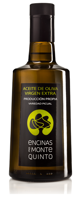 Botella de Aceite de Oliva Montequinto
